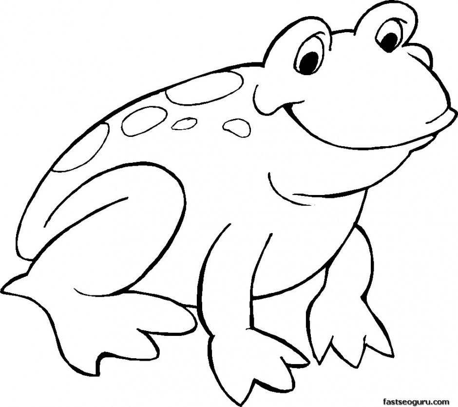 Tree Frog Coloring Page Clipart Panda Free Clipart Images - coloring page of a tree frog