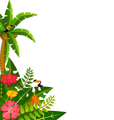 tropical borders clip art clipart panda free clipart images rh clipartpanda com tropical clipart border tropical clip art free printables