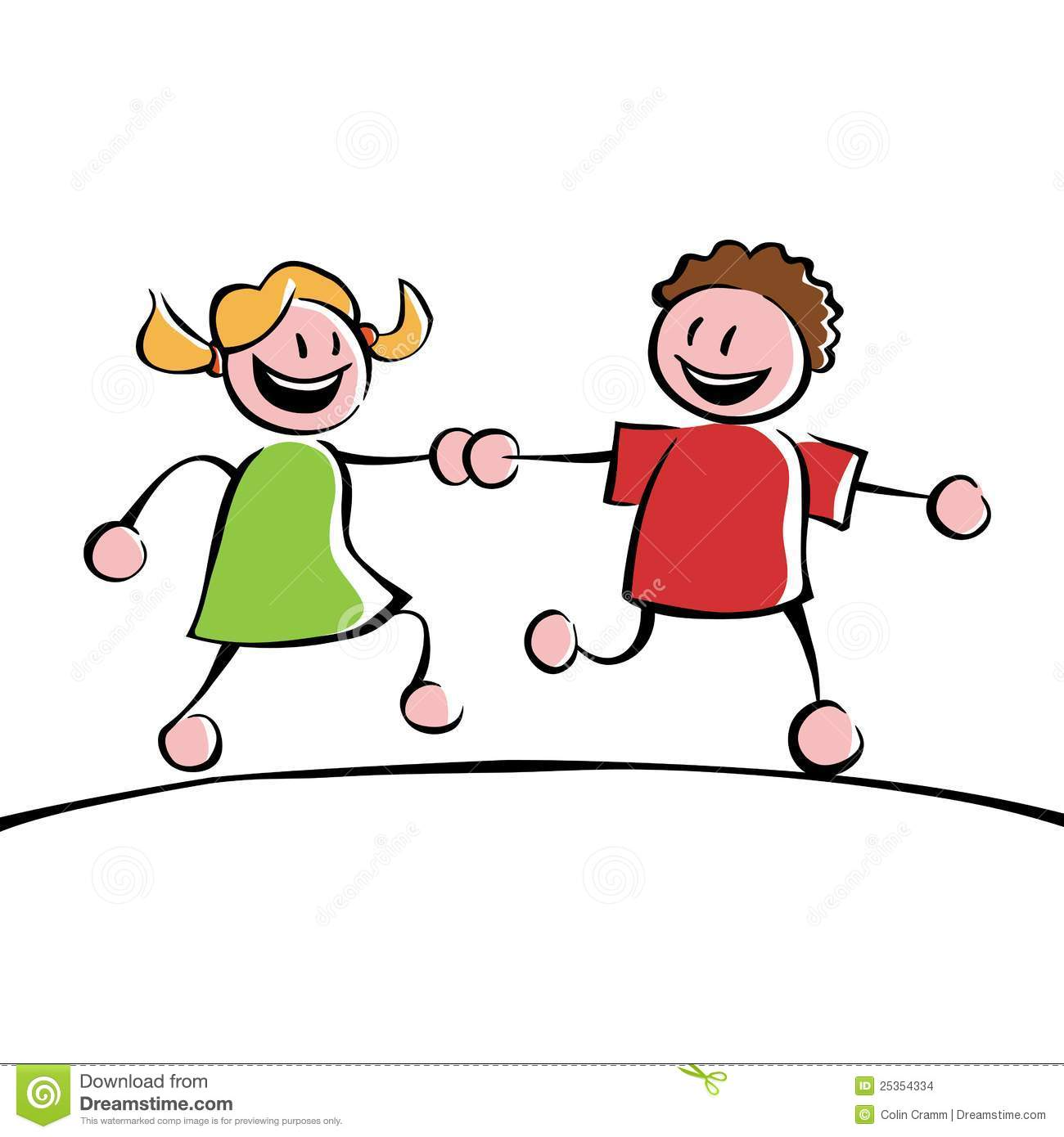 two kids holding hands clipart panda free clipart images rh clipartpanda com group holding hands clipart holding hands clipart png