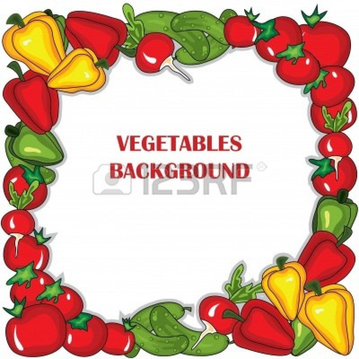 Vegetable Garden Border