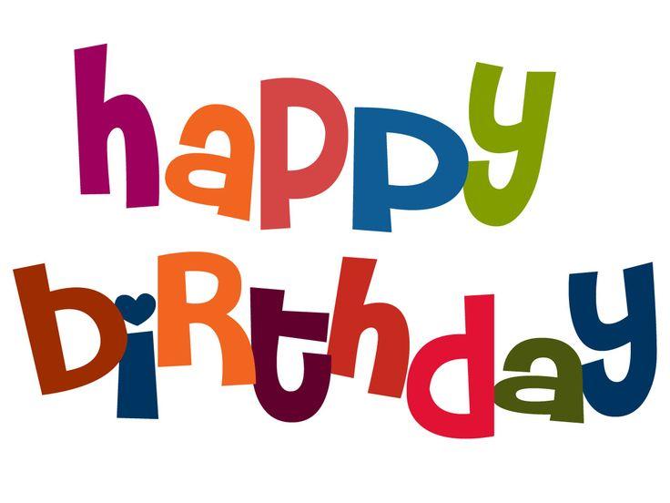 very cute birthday clipart clipart panda free clipart images rh clipartpanda com Happy Birthday Clip Art Black and White First Birthday Cake Clip Art