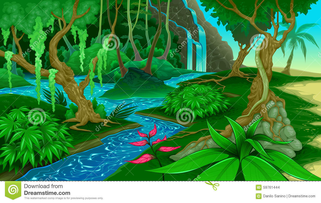view in the jungle clipart panda free clipart images rh clipartpanda com jungle clipart background jungle clip art images