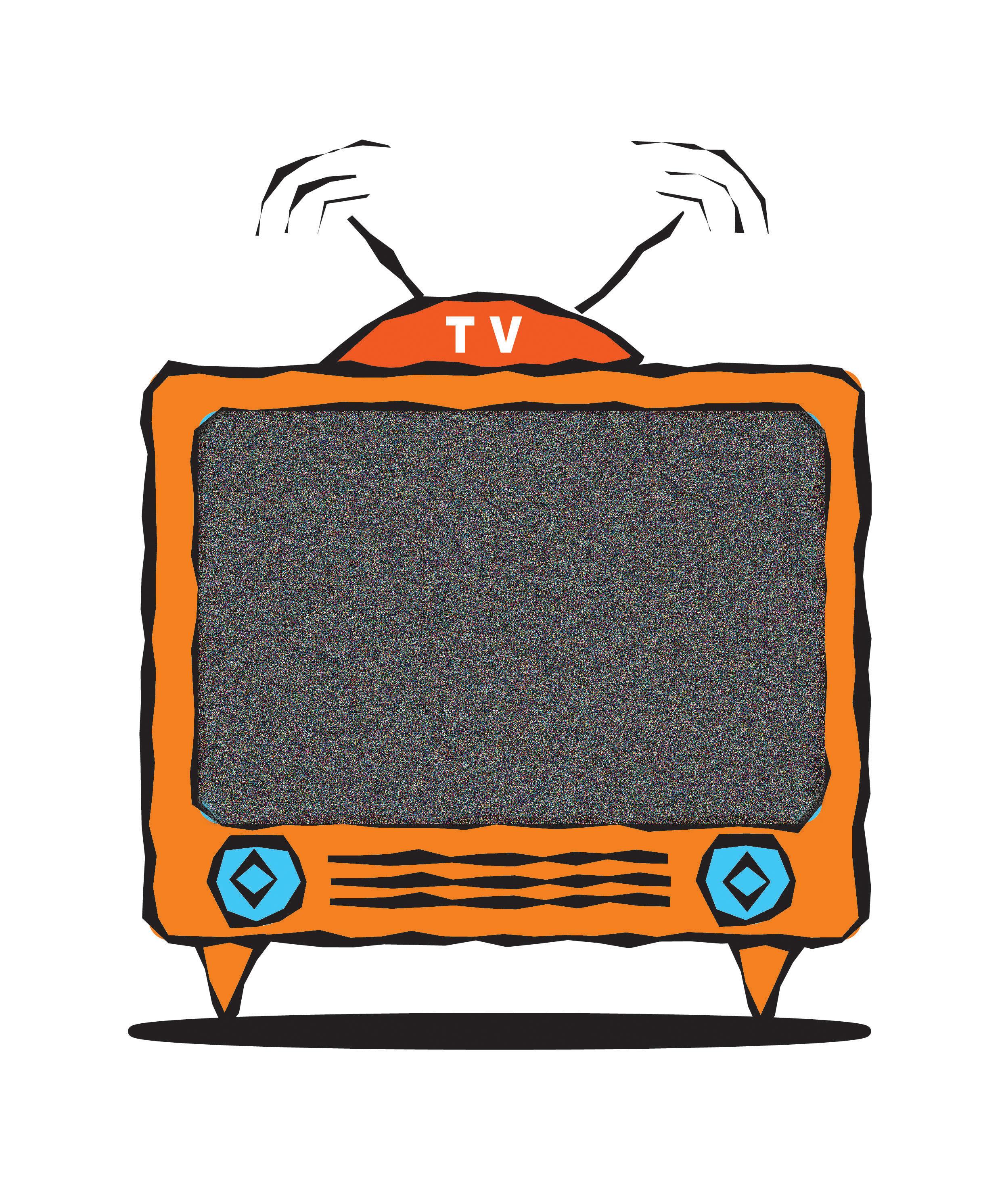 watch tv clipart idea image | clipart panda - free clipart images