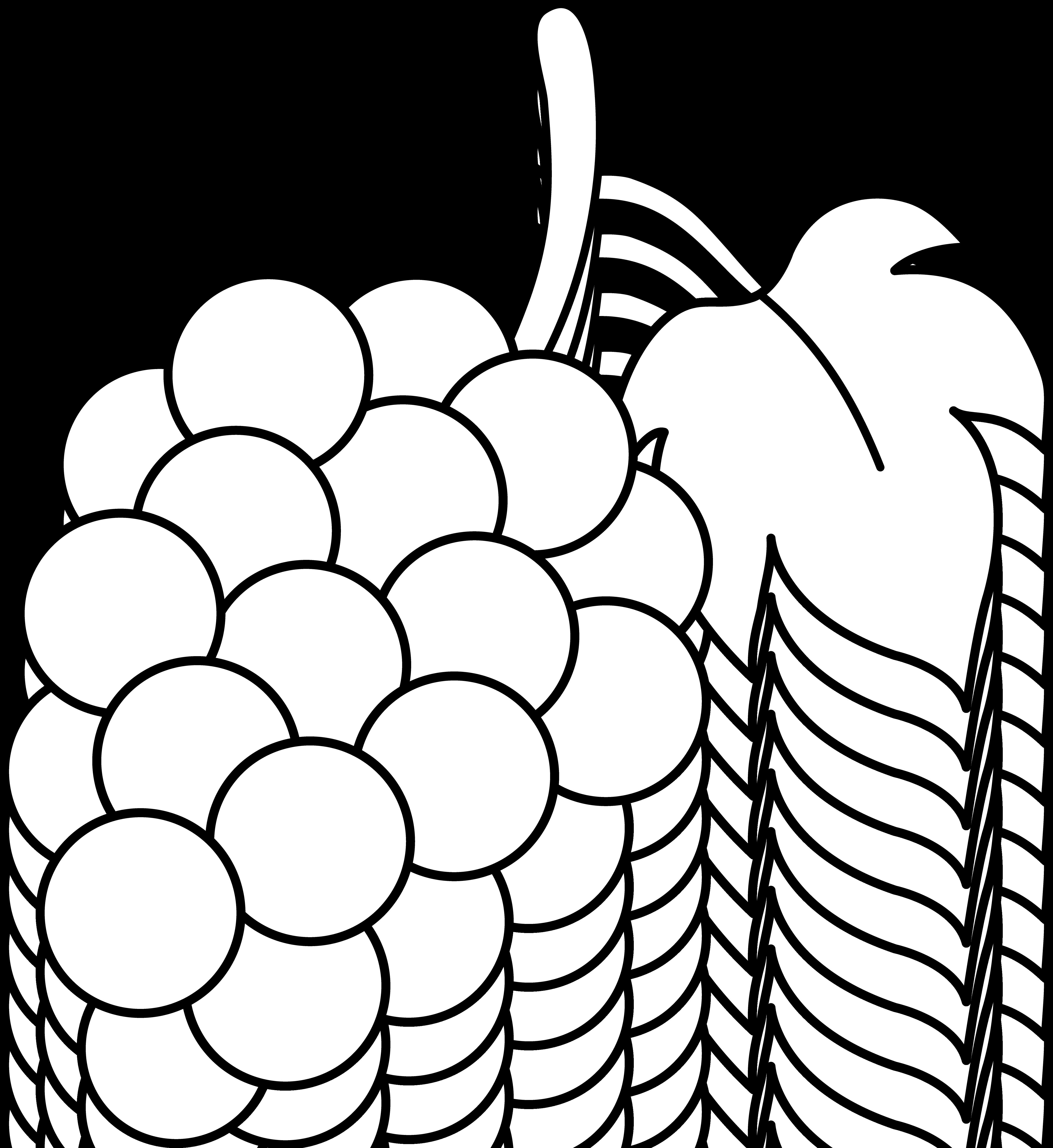 white fruits clipart black clipart panda free clipart images