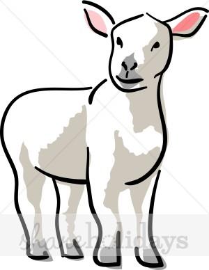 white lamb clipart clipart panda free clipart images rh clipartpanda com lamb clip art black and white lamb clip art free