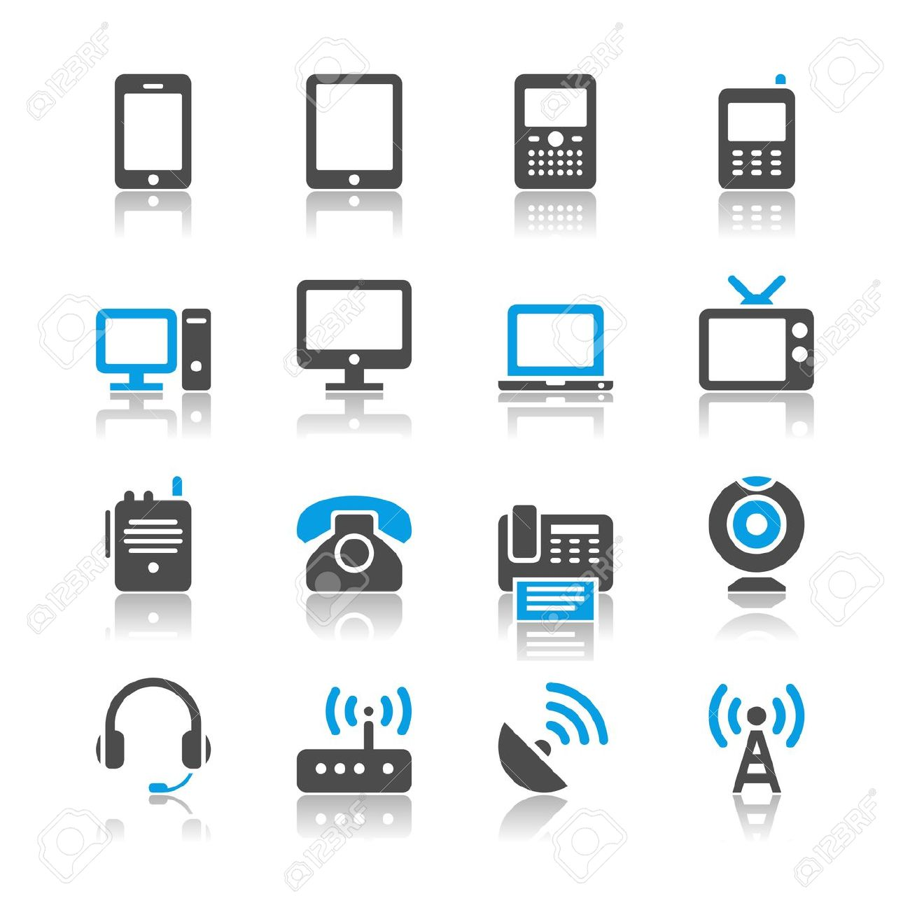 wireless: Communication device | Clipart Panda - Free Clipart Images