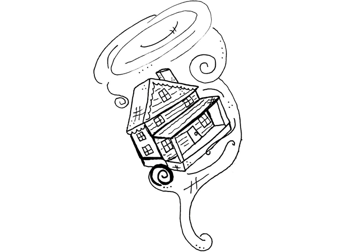 wizard tornado coloring pages clipart panda free clipart images